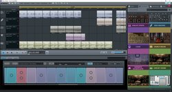 Music Maker comes with a good choice of sounds and plug-ins for a free digital audio workstation. There are three software instruments, eight effect devices and 425 sounds and loops included.
