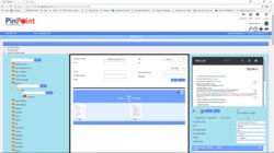 Pinpoint has a gallery view that lets you browse, view and edit documents within the database.