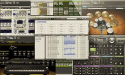 Pro Tools is an ideal digital audio workstation for editing music post creation. It features an intuitive interface that makes music-making simple.