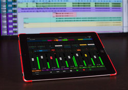 Pro Tools can be used on other devices, and cloud collaboration technology allows multiple users to work on the same project from multiple different locations.