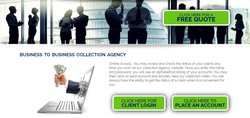 Prestige Services Inc. specializes in commercial collections, so you can use it if your debtors are other businesses.