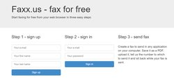 "With Faxx.us, you can port your existing U.S. or UK-based fax number when you sign up for the ""Incoming"" package."