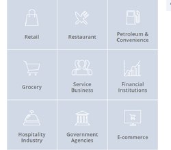 Sekure Merchant Solutions works with several processors to offer in-person, mobile and online credit card processing to businesses in many industries, including retail, restaurants and service-based businesses.