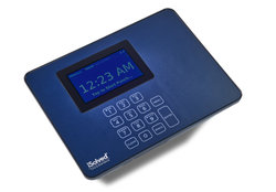 iSolved Time's timeclocks can be configured for traditional swipe card, proximity reader, key code entry or biometric access using a scan of the employee's finger.
