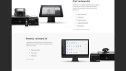 Lightspeed works with third-party POS hardware. You can purchase it from the company or, if you already own POS equipment but it isn't listed on the website, you can contact the company to see if it's supported.