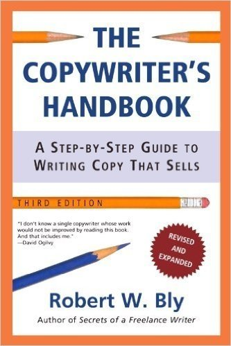 The Copywriters Handbook book cover