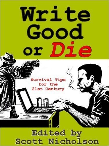 Write Good or Die book cover