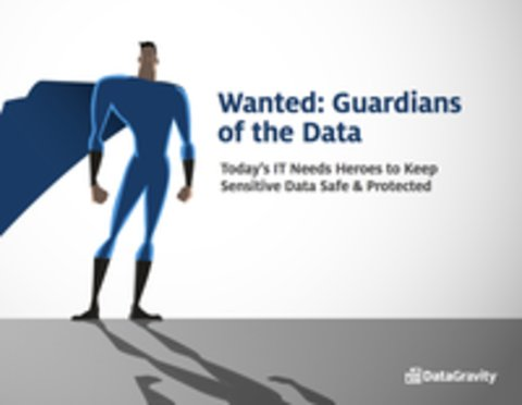 Wanted: Guardians of the Data