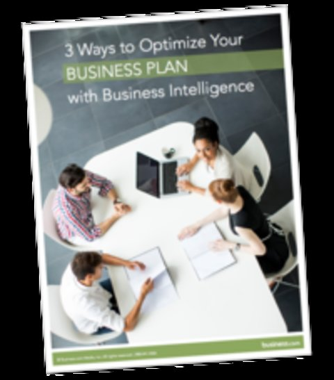3 Ways to Optimize your Business Plan with Business Intelligence