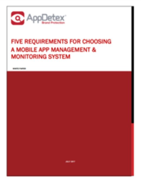 Five Requirements for Choosing a Mobile App Management and Monitoring System