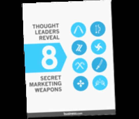 Secret Marketing Weapons