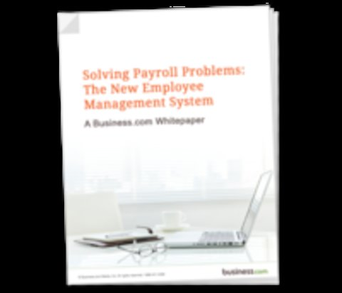 Solving Payroll Problems