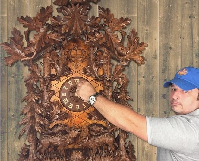 Bob Ellis of Bavarian Clockworks