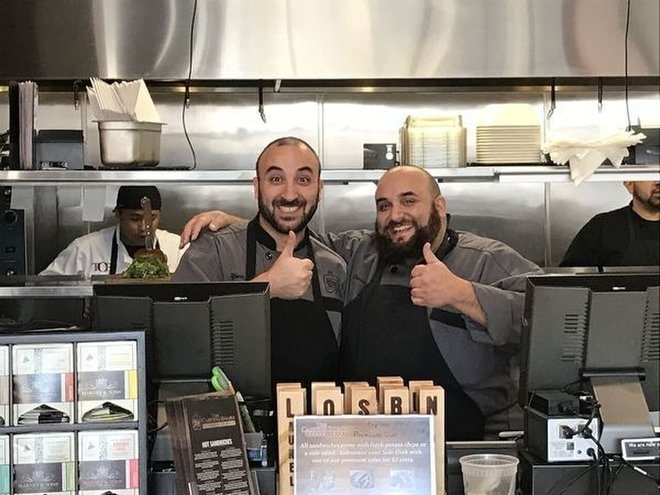 Servers to Sandwich Guys: How Two Brothers Founded a Multi-Million Dollar Restaurant