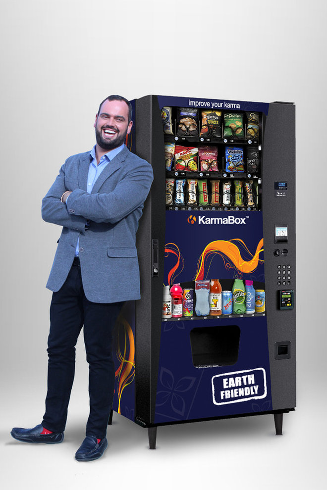 Finding My 'Why': My Entrepreneurial Journey to a Healthy Vending Business