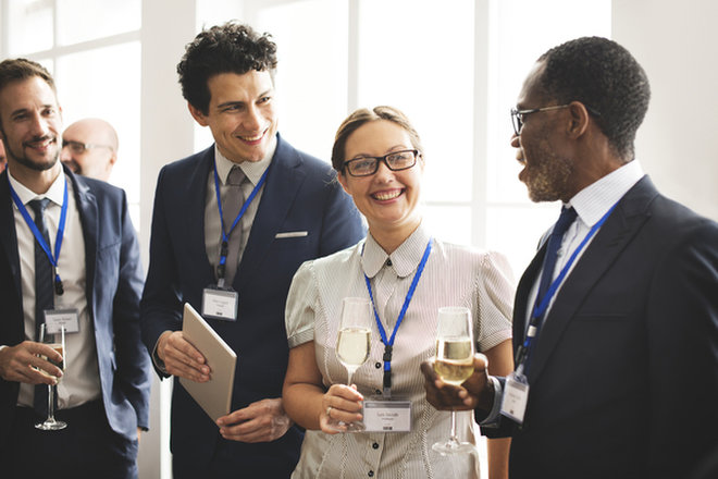 Network Like a Pro at Your Next Conference