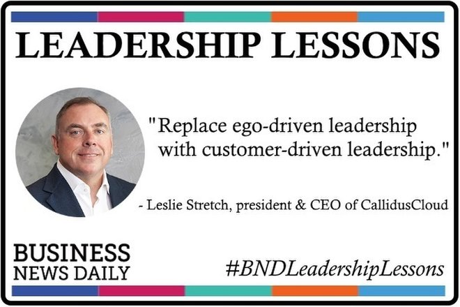 Leadership Lessons: Become a Customer-Driven Leader