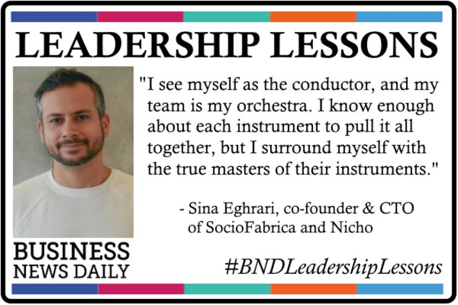 Leadership Lessons: Be the Conductor of Your 'Orchestra' Team