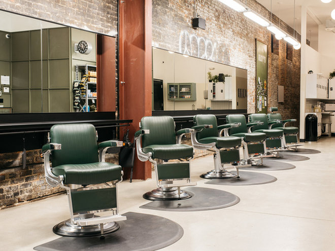 Small Business Snapshot: Rudy's Barbershop