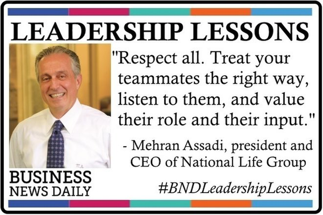 Leadership Lessons: Respect, Value and Listen to All of Your Team