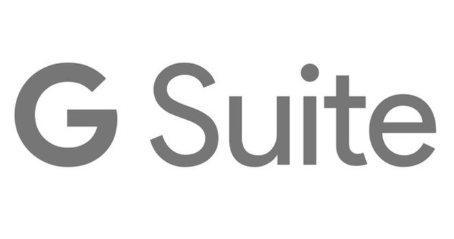 Google G Suite, business apps