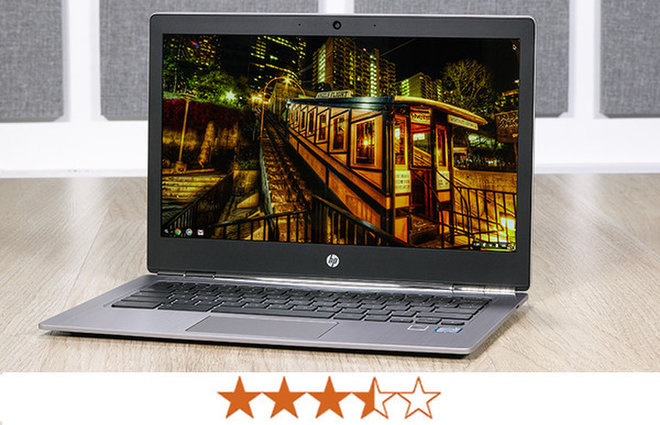 HP Chromebook 13 G1 Review: Is It   august for Business?