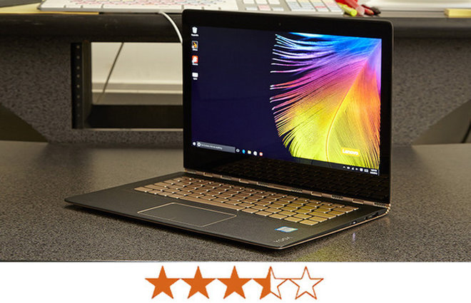 image for The Yoga 900s earns 3.5 out of 5 stars. / Credit: Jeremy Lips