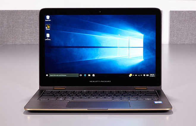 HP Spectre x360 13t, business laptops