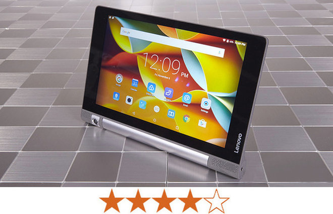 image for The Yoga Tab 3 earns 4 out of 5 stars. / Credit: Jeremy Lips