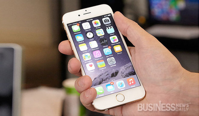 Apple iPhone 6s, business smartphone