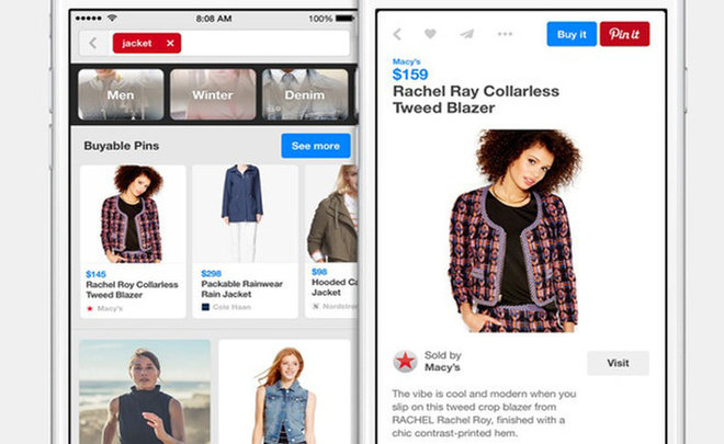 New Buy Buttons Let You Sell on Pinterest and Instagram