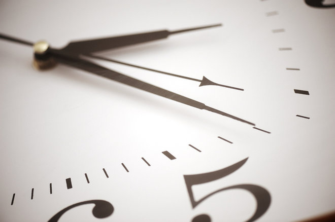 image for Clock image via Shutterstock