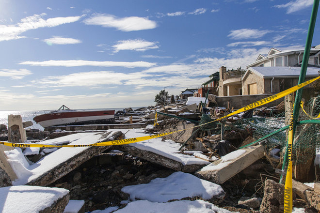 image for Hurricane Sandy Damage  / Credit: Sam Aronov / Shutterstock.com