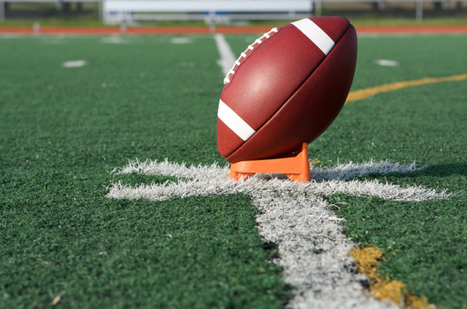 image for Football image via Shutterstock