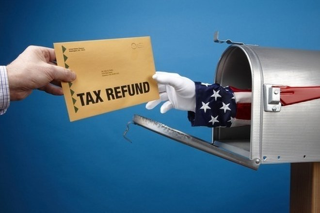 The average tax refund in 2012 was $2,700, equaling more than a month's worth of income for two-thirds of taxpayers