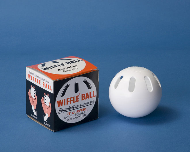 image for Wiffle Ball and Box / Credit: The Wiffle Ball Inc.