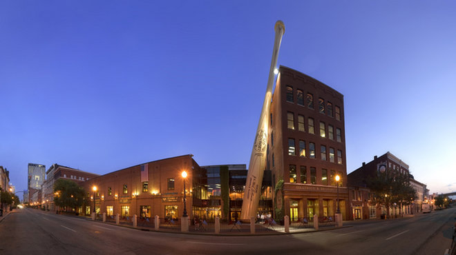 image for Louisville Slugger Factory and Museum / Credit: Hillerich and Bradsby Co.