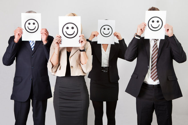image for Happy Employees Image via Shutterstock