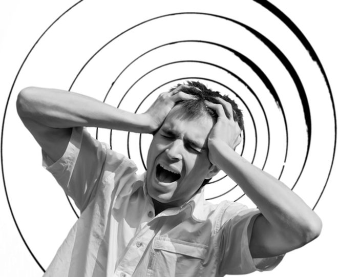 image for Stressed worker image via Shutterstock