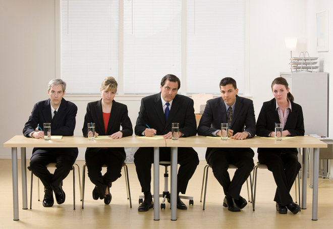 image for  / Credit: Interview Panel image via Shutterstock