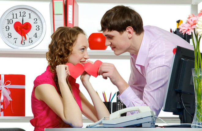 One-Third of Office Romances End in Marriage