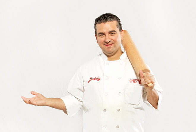 the cake boss, tlc