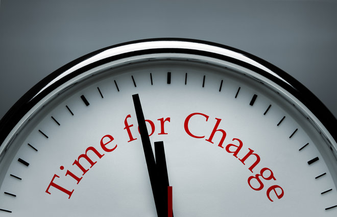 Change of (Business) Plan: Adapting to the Times