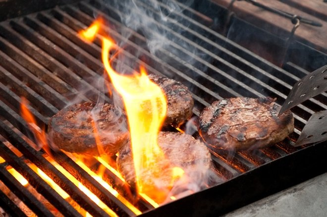 Outdoor grilling season, once a Memorial Day-to-Labor Day tradition, is becoming a yearlong menu staple for a growing number of Americans.