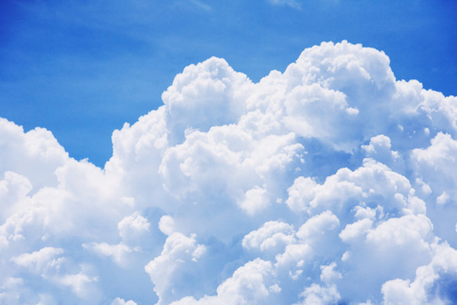 Majority of us think 'the cloud' is an actual cloud