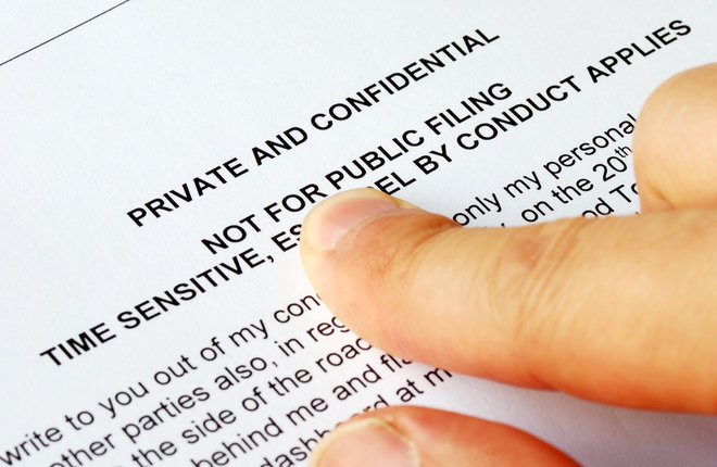 What Is A Non Disclosure Agreement Confidentiality Agreement