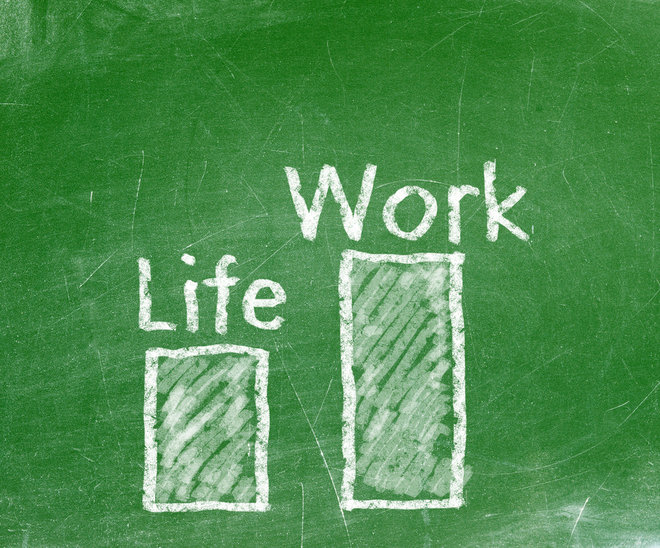 The Best 25 Companies for Work-Life Balance