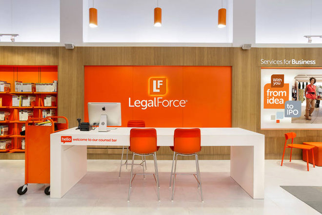 Bookstore Meets Law Firm: Startup Hopes to Change Legal Industry