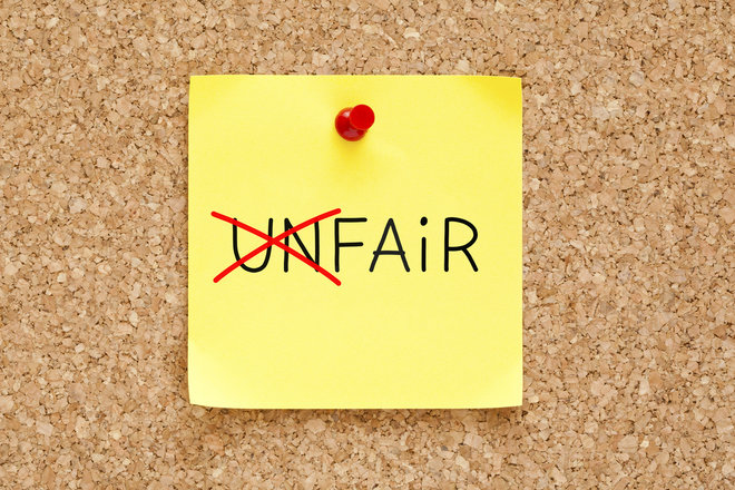 In the B2B World, Fairness Doesn't Always Translate