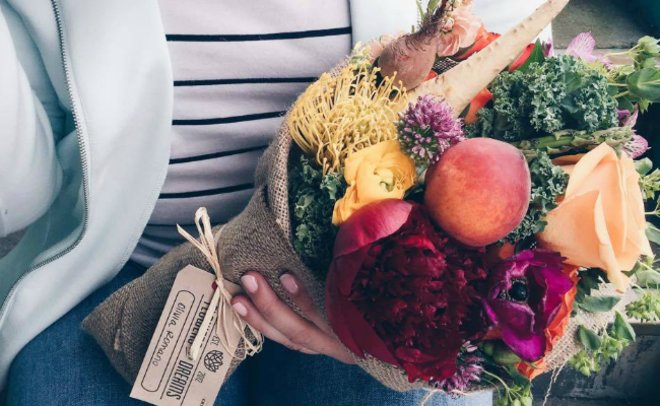 Small Business Snapshot: Flowers for Dreams